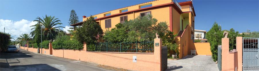 Villa Grande - Appartamento in affitto a Porto Ottiolu